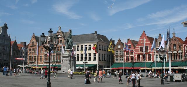 ベルギー ブルージュ