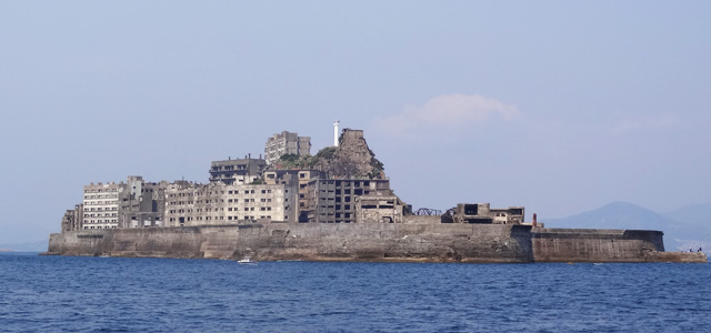 長崎 軍艦島